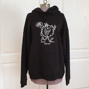 Aritzia - TNA Kevin Lyons Pullover Hoodie